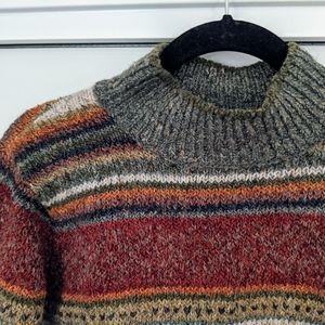 Wool Mini Sweater